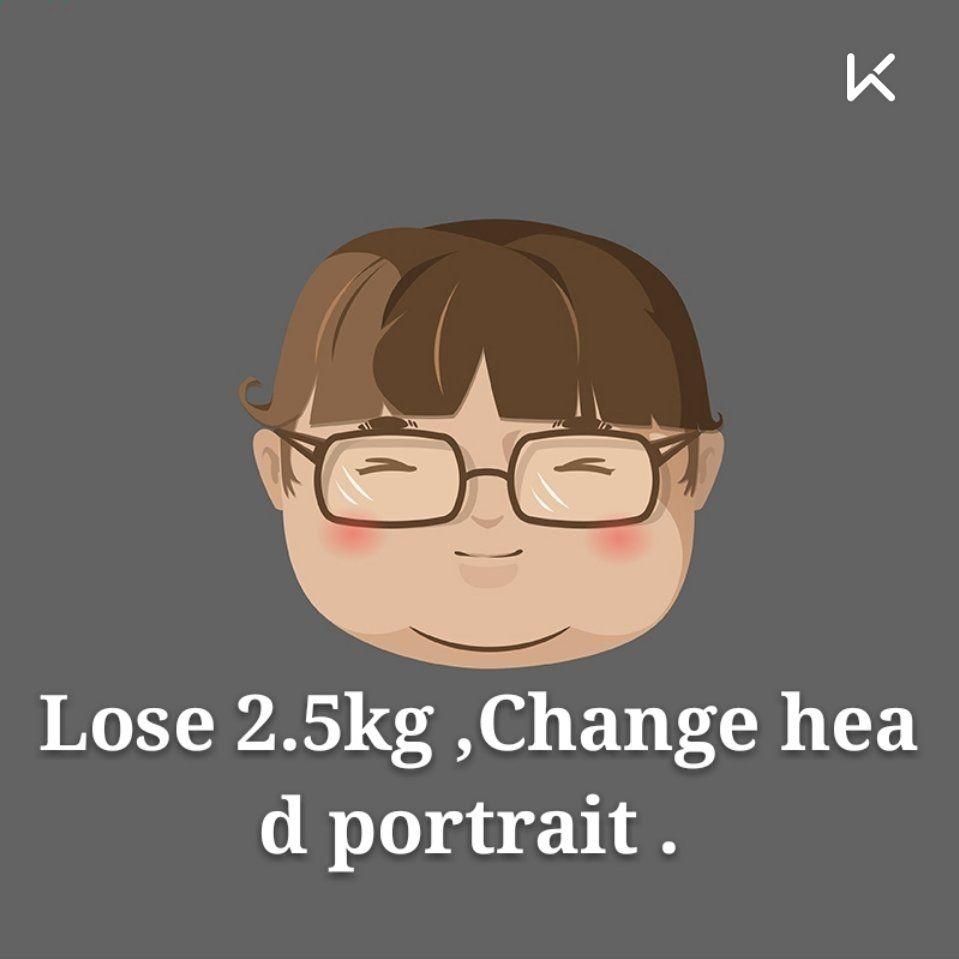 不减五斤,不换头像